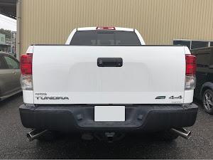 タンドラ  SR5 Double-cabのカスタム事例画像 アメリカかぶれさんの2018年10月22日19:28の投稿