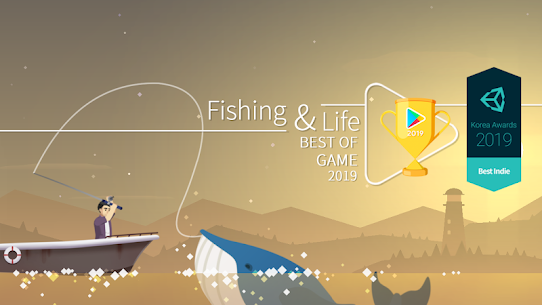 Fishing Life MOD (Unlimited Coins) APK  for Android 1