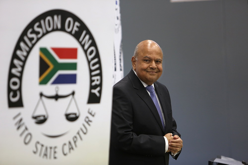 Judge Zondo 'not happy' with Pravin Gordhan's no-show at state capture inquiry - TimesLIVE