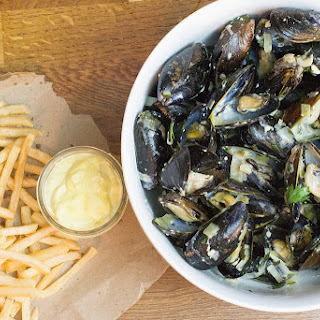 Sailor Style Mussels