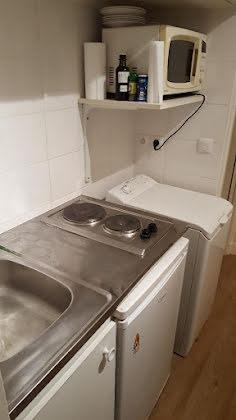 Appartement a louer boulogne-billancourt - 1 pièce(s) - 17 m2 - Surfyn
