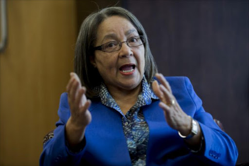 Cape Town mayor Patricia de Lille has indicated that she may not leave her office on Wednesday