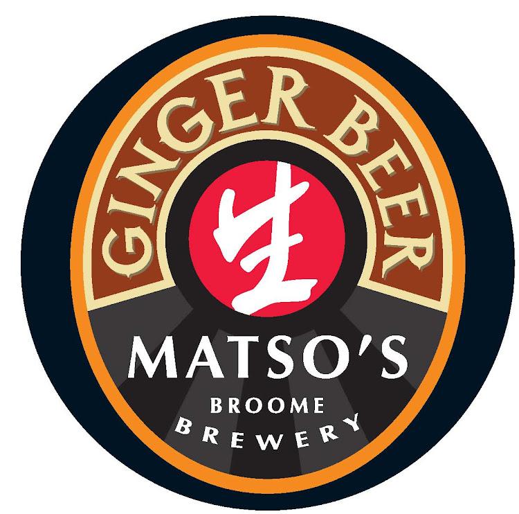 Logo of Matso's Broome Ginger Beer