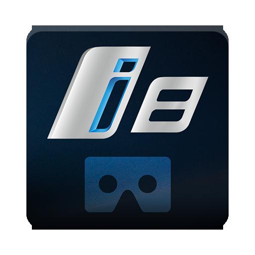 VR Model of BMW i8 - Cardboard (app)