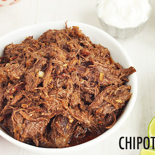 Slow-Cooker Chipotle Barbacoa