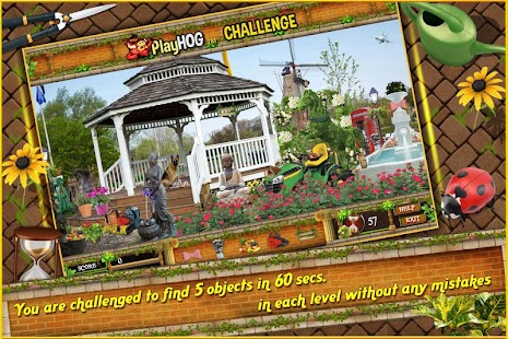 Free Hidden Object Games Free New Secret Gardens 2- screenshot thumbnail