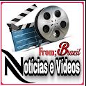 Notícias e vídeos icon