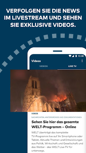 WELT News – Nachrichten live  screenshots 7