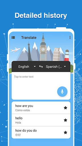 Translate All - Speech Text Camera Translator 1.5.6 screenshots 1