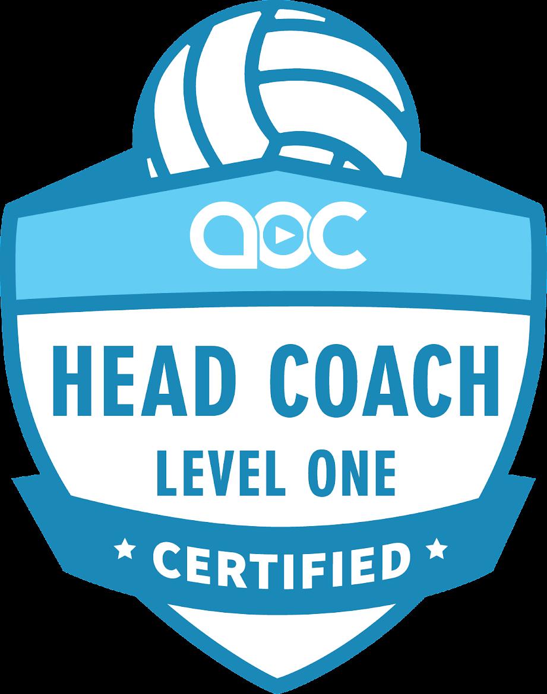 Head Coach Certification Level 1