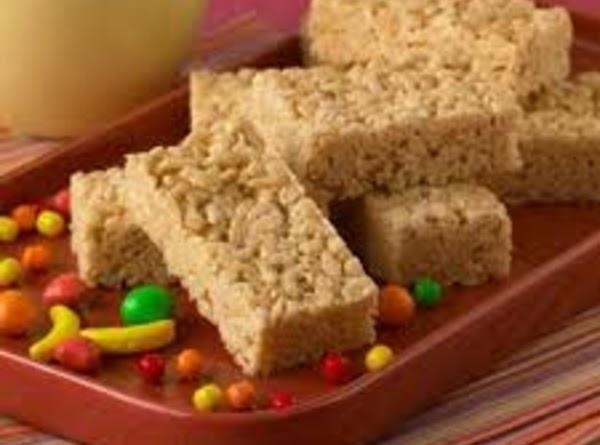 Cheerios And Rice Crispy Bars Recipe