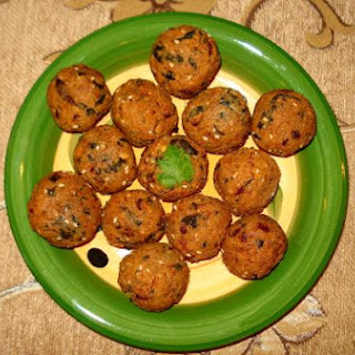 Falafel (Arabian Snack).