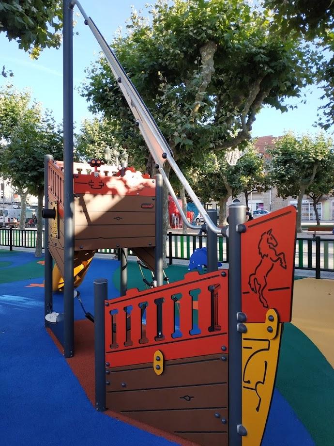 Foto Parque infantil Alameda Suarez Llanos 3