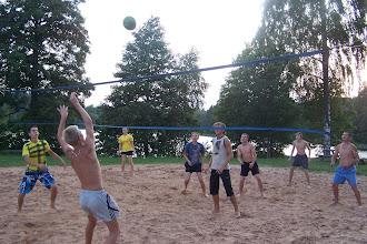 Photo: Пляжный волейбол. Сборная Украины по этому виду спорта отдыхает...)