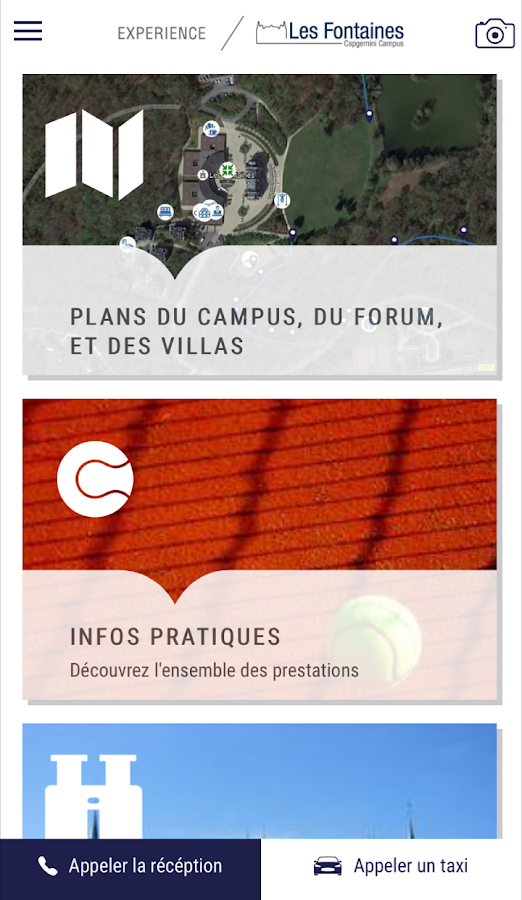 Les Fontaines- screenshot
