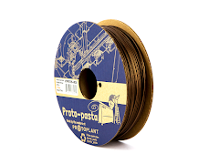 CLEARANCE - Proto-Pasta Double Espresso Metallic Brown HTPLA - 2.85mm (0.5kg)