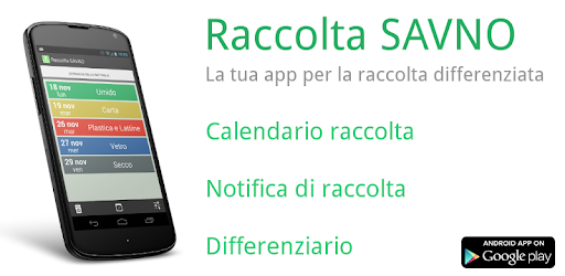 Savno San Vendemiano.Raccolta Savno Apk App Free Download For Android