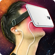 Game Helmet Virtual Reality 3D Joke APK for Windows Phone
