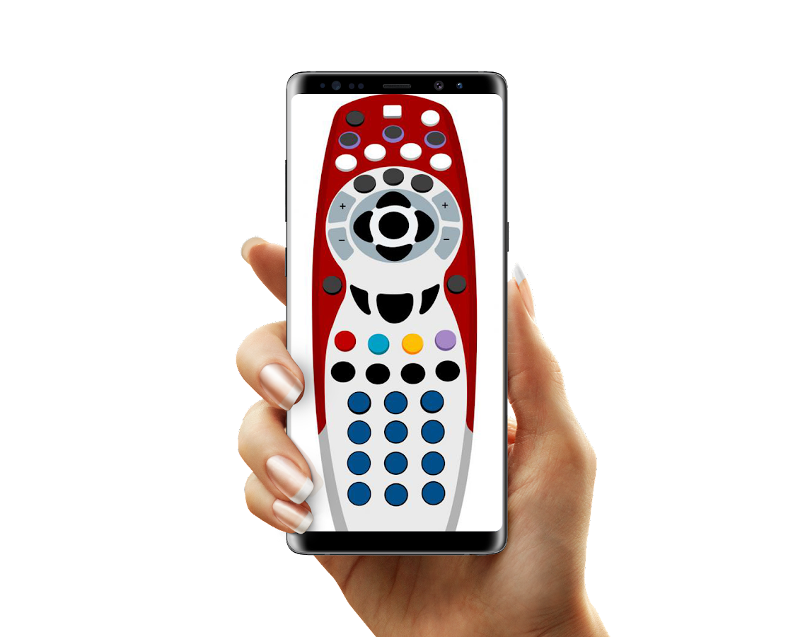 TV remote for Dish DTH- screenshot