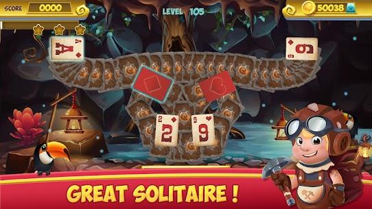 TriPeaks Solitaire Treasure 7