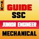 SSC Junior Engineer Mechanical Guide Download on Windows