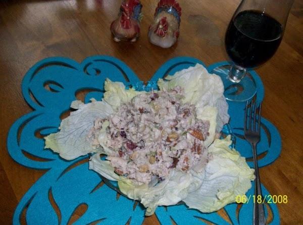 Unbelievable Chicken Salad Recipe