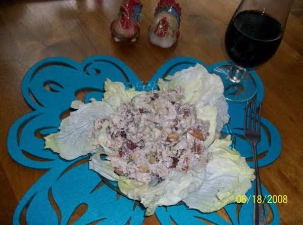 Unbelievable Chicken Salad