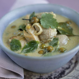 Thai-style Green Curry