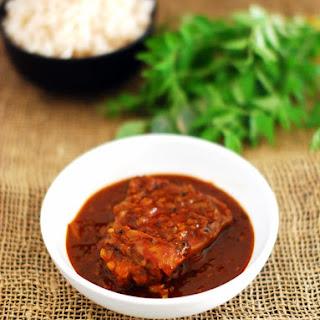 Kerala Style Fish Roast
