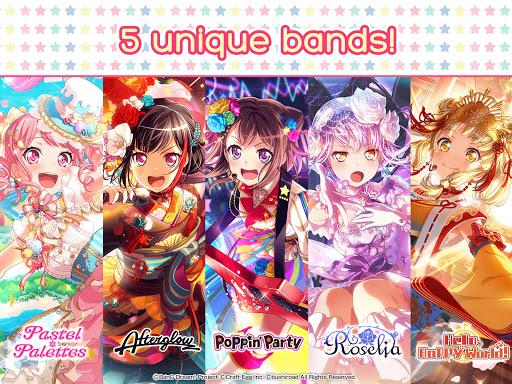 BanG Dream! Girls Band Party! modavailable screenshots 9