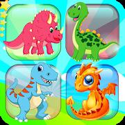Free Memory game - Dinosaur matching APK for Windows 8