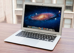 """Photo: 13"""" MacBook Air. Check out our review: http://cnet.co/LpzB4j"""