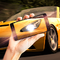Car flashlights Simulator icon