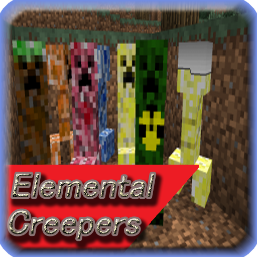 Elemental Creepers Mod Guide
