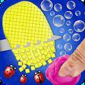 Oddly Satisfying Games - Logo