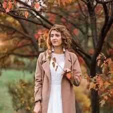 Wedding photographer Lena Drobyshevskaya (lenadrobik). Photo of 17.10.2017