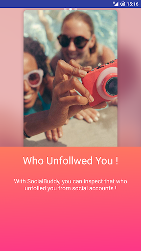 SocialBuddy - Unfollowers for Instagram for PC