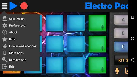 Electro Pads 2.1 screenshot 155231