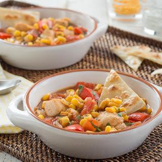 Fresh & Light Chicken - Veggie Chili