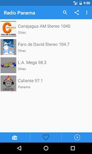 Radio Panama Free Online - Fm stations - náhled