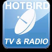 Fréquences des chaines TV et Radio Hotbird