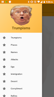Donald Trump Soundboard Trumpisms. - náhled