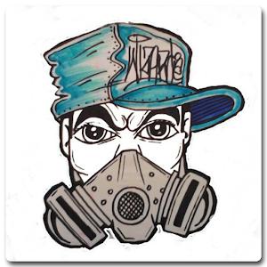 Drawing Graffiti Characters