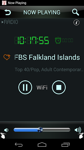Radio Falkland Islands
