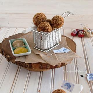 Bitterballen – Dutch croquettes with porcini