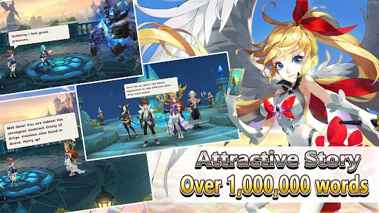 Fantasy Legend: War of Contract Mod 1.4.6.02 Apk [Unlimited Money] 2