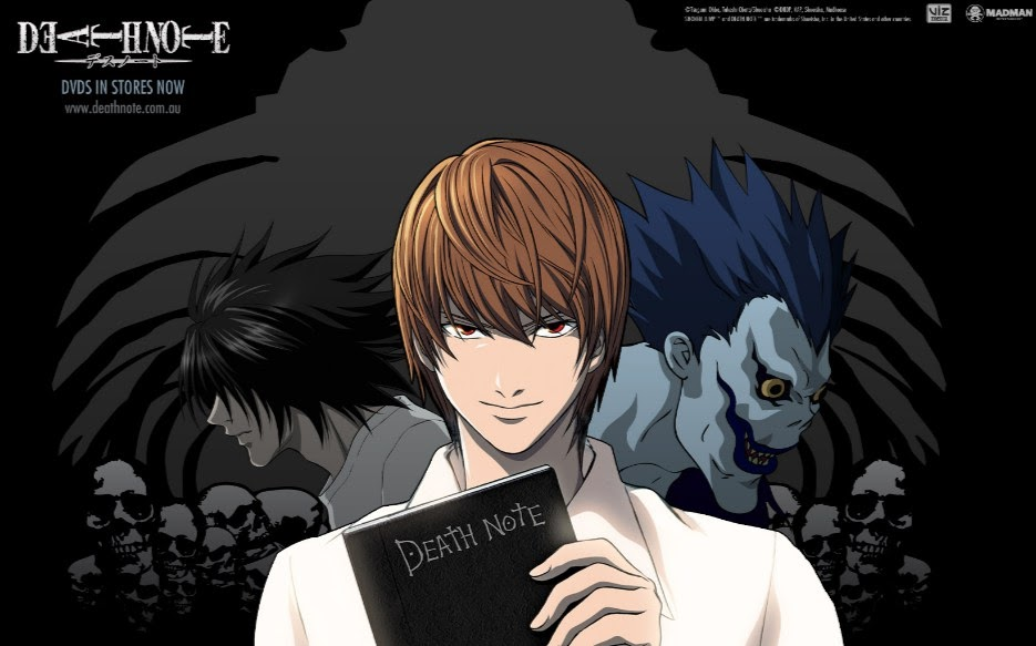 Death Note - anime