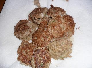 Meatball Pancakes Recipe