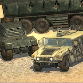 Army Vehicle Driving Simulator