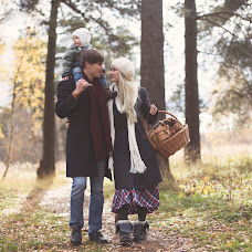 Wedding photographer Evgeniya Razzhivina (evraphoto). Photo of 22.10.2017